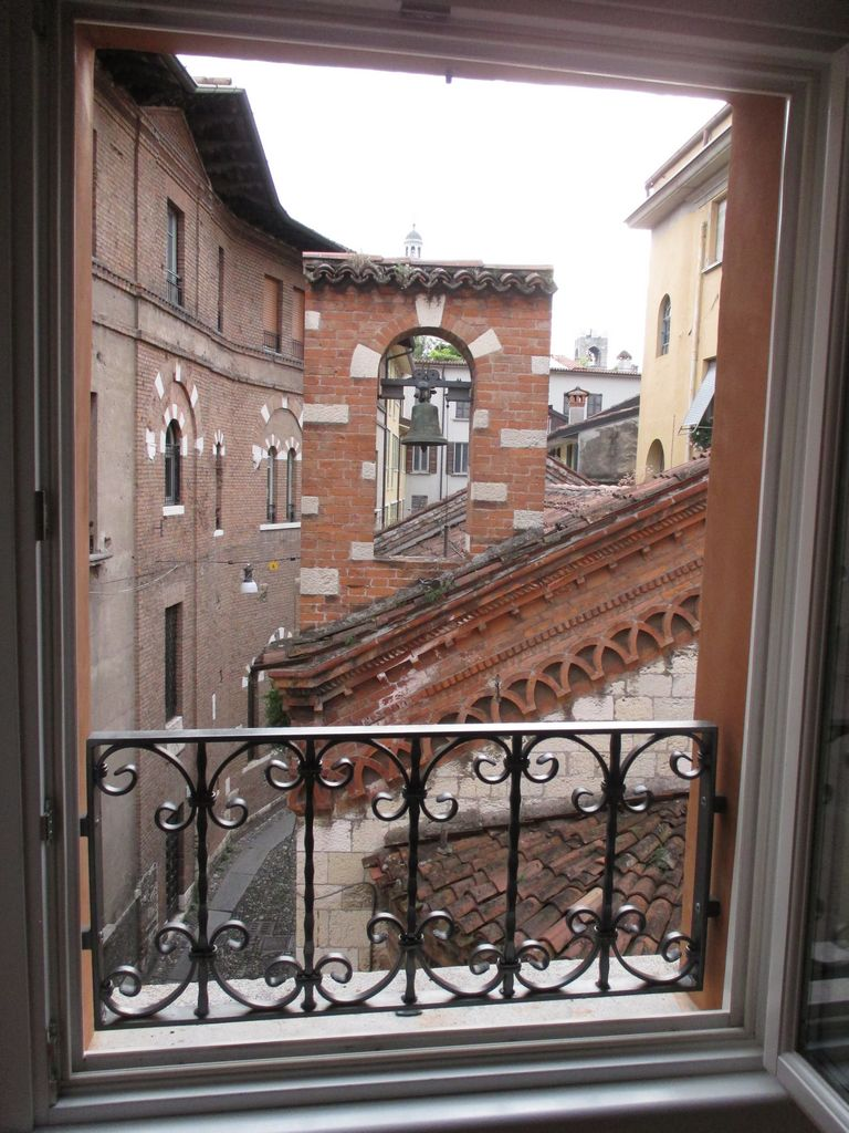 Bed & Breakfast Brescia : Camera Capitolium