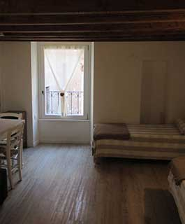 Camera Bed and Breakfast Brescia : Santa Giulia