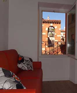 Camera Bed and Breakfast Brescia : Capitolium